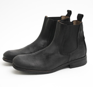 Jeremy Chelsea Boot Black AW12