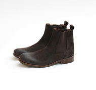Jeremy Chelsea Boot Brown AW12