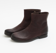Ryder Zip Boot Brown