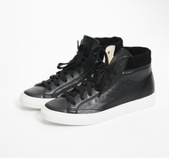 Morgan high sport shoe - Black